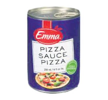 sauce pizza emma